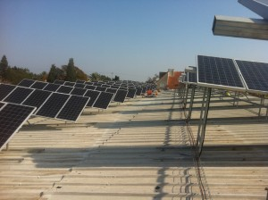 מערכת סולארית לבית